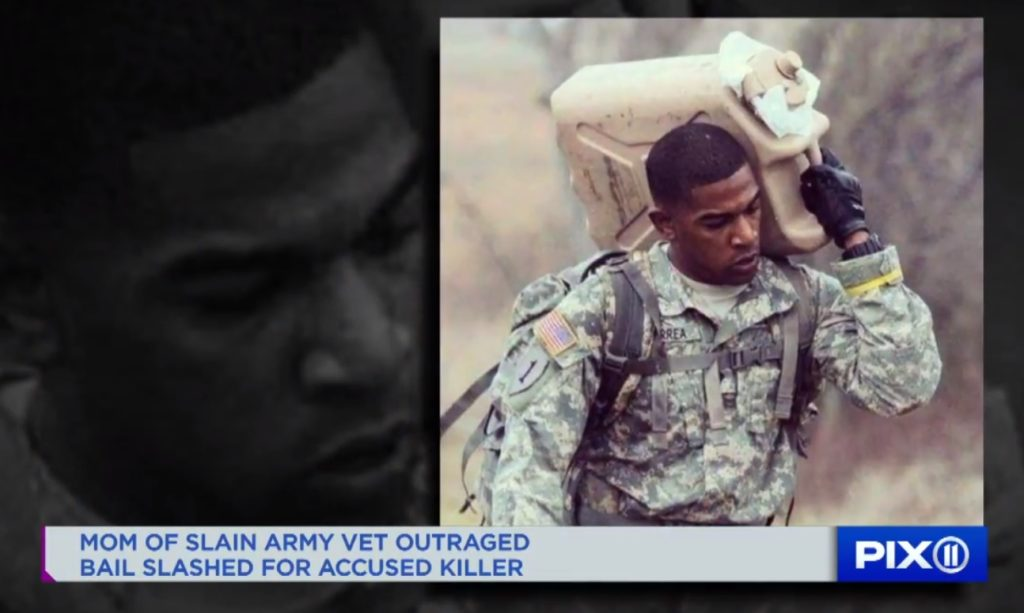 NY's Anti-Bail Reforms Help Free Alleged Murderer of Army Vet