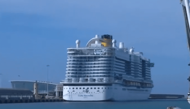 7,000 People–Including 114 Americans–Held on Cruise Ship Over Possible Coronavirus Case