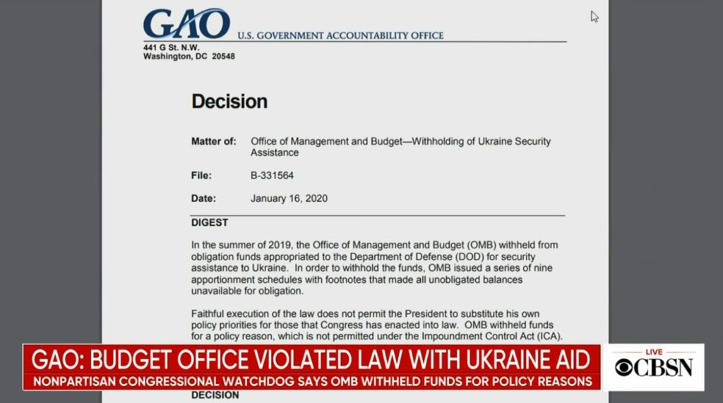 Image result for gao report ukraine