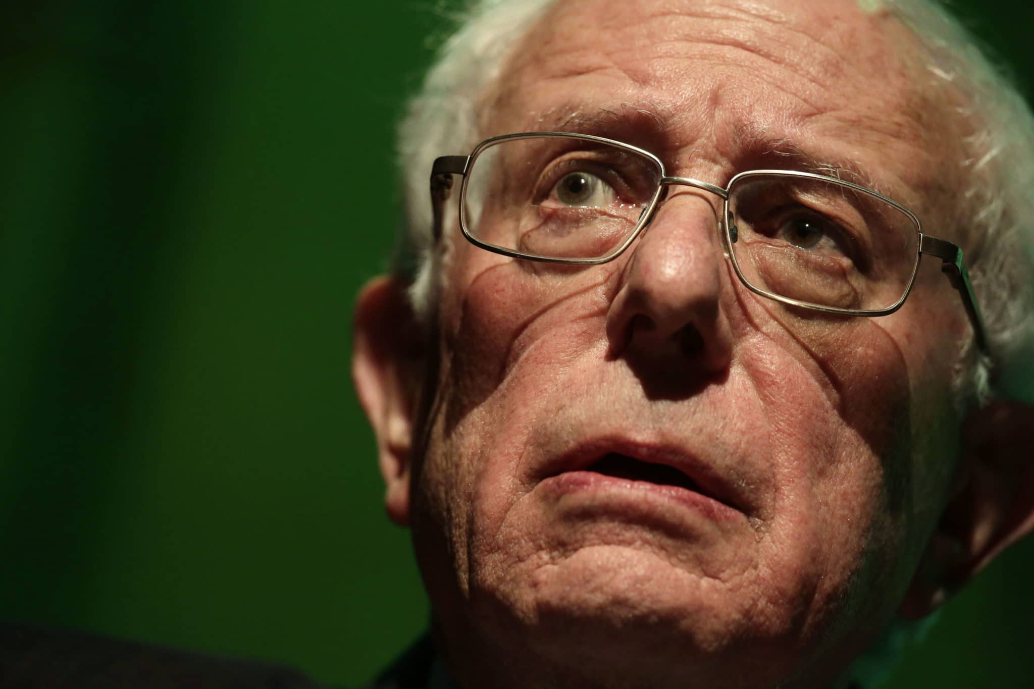 Bernie Sanders Now a 0.1% Favorite to Become Democrat Nominee