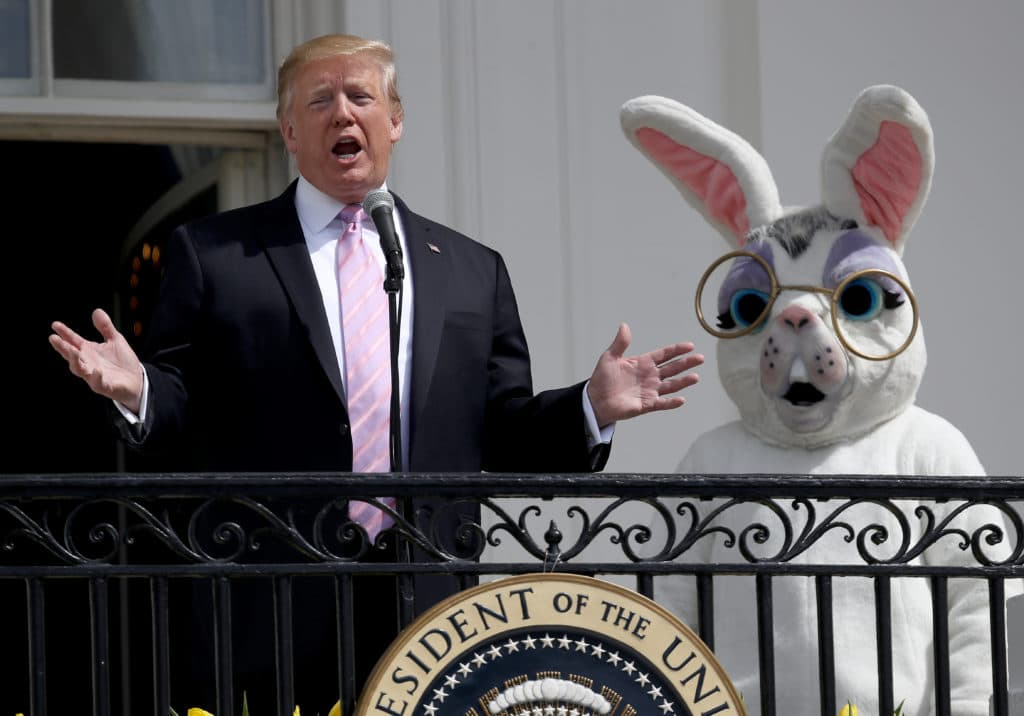 Poll: Republicans Optimistic About Economy Re-Opening By Easter