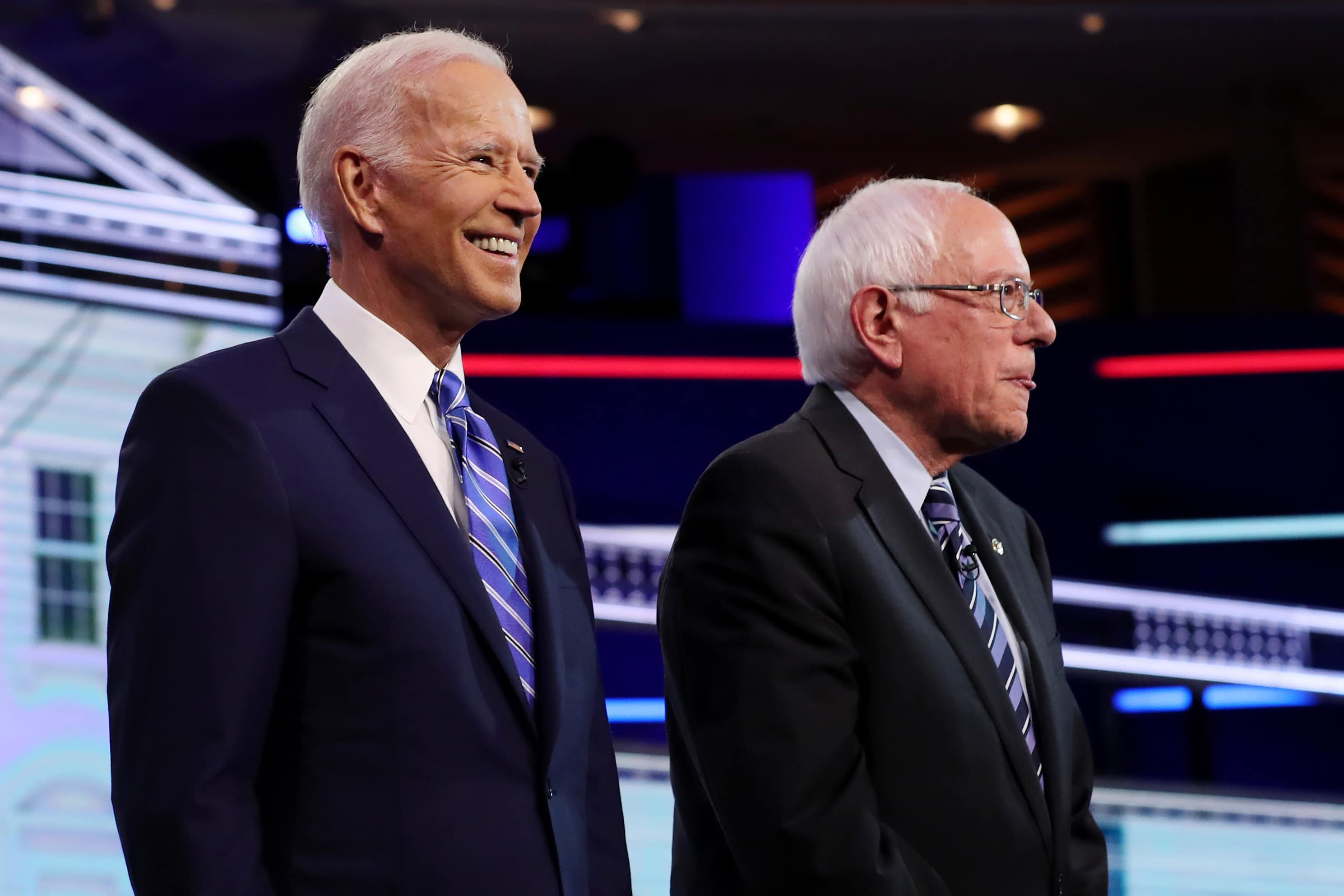Now Nearly One in Four Bernie Supporters Won't Back Biden
