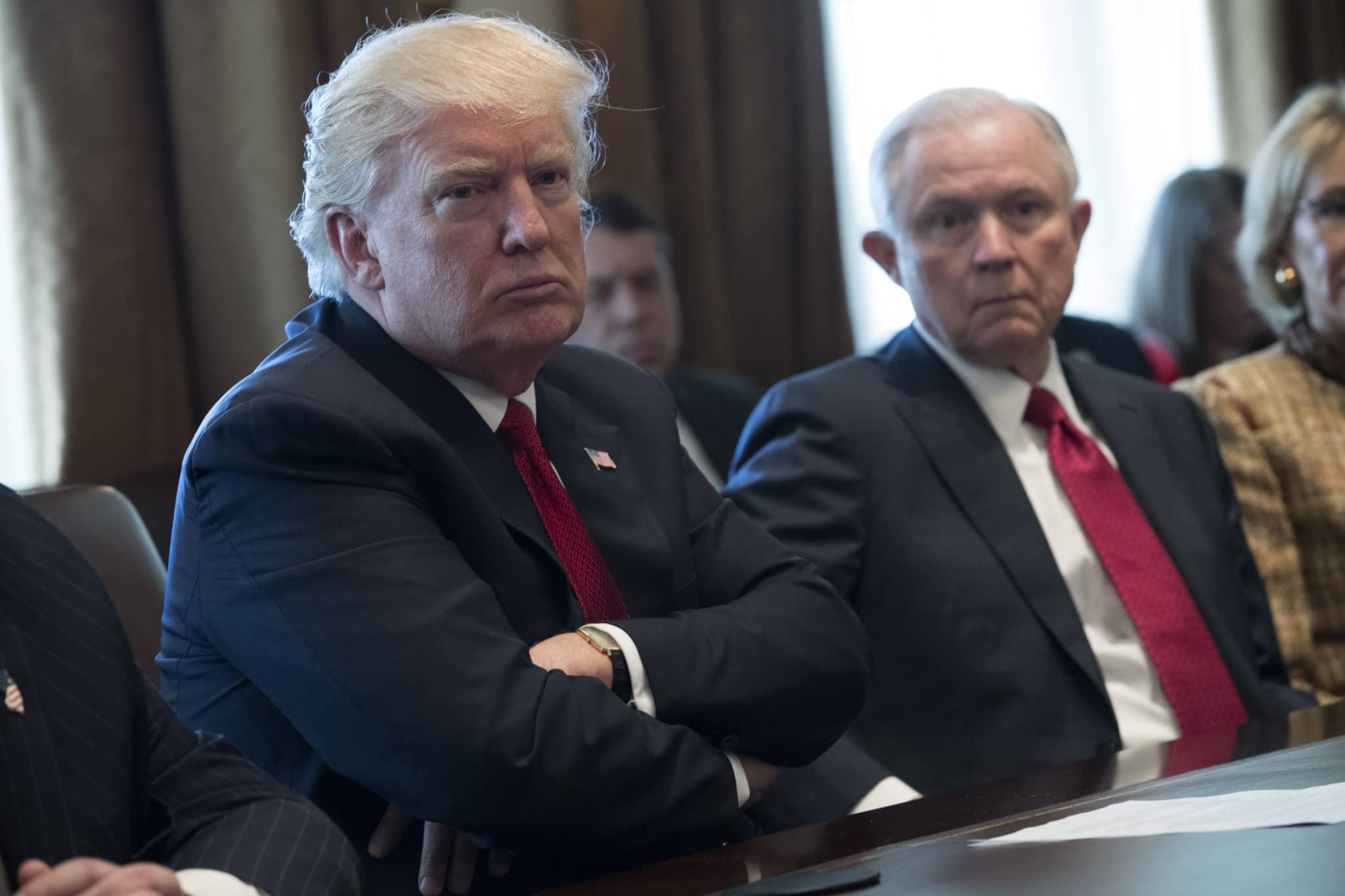 Trump Issues Scathing Response After Jeff Sessions Forced into Runoff for Alabama Senate Seat