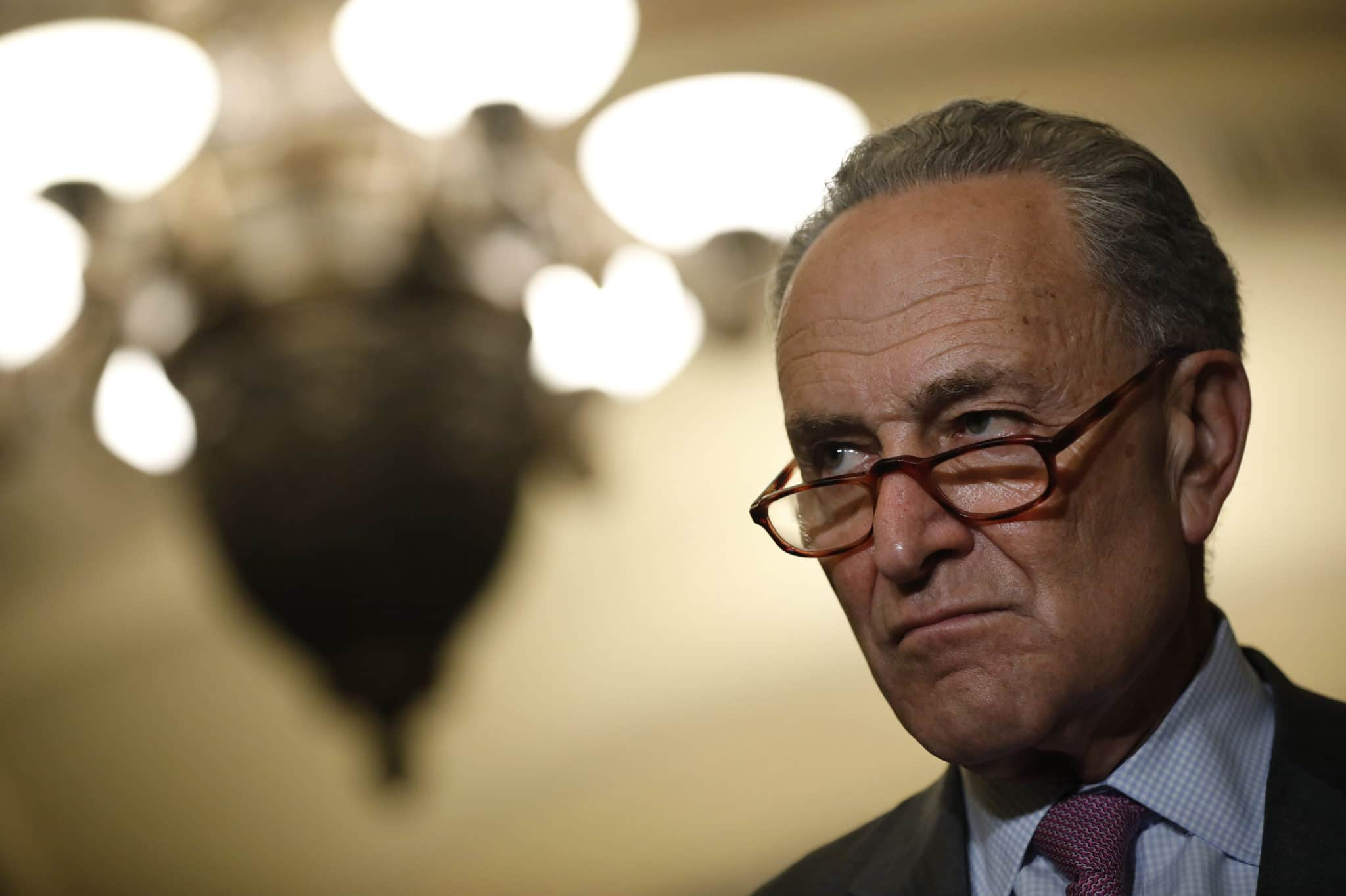 GOP Sen. Moves to Censure Schumer for his Threatening Remarks against Kavanaugh, Gorsuch
