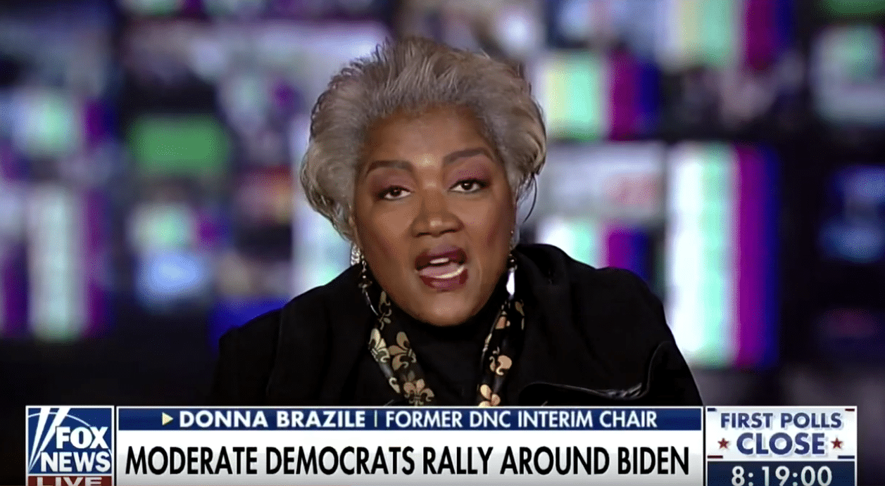 "UNHINGED: Donna Brazile Tells RNC Chair Ronna McDaniel to ""Go to Hell"""