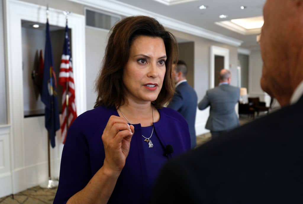 Michigan Lawmakers Push to Impeach Gretchen Whitmer Over New Lockdown Order