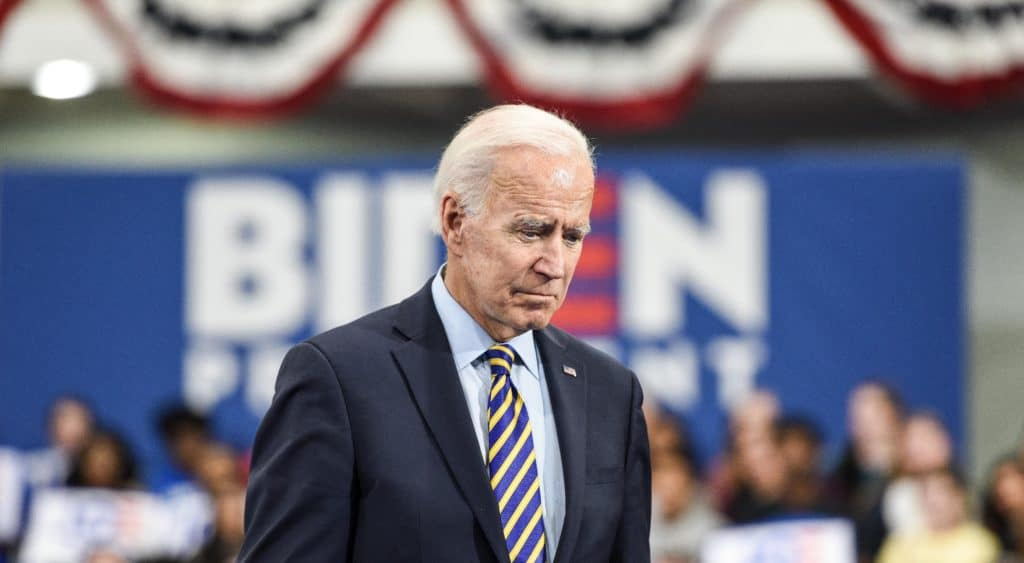 Poll: Nearly 40% of Voters Believe Biden Is Suffering From Dementia