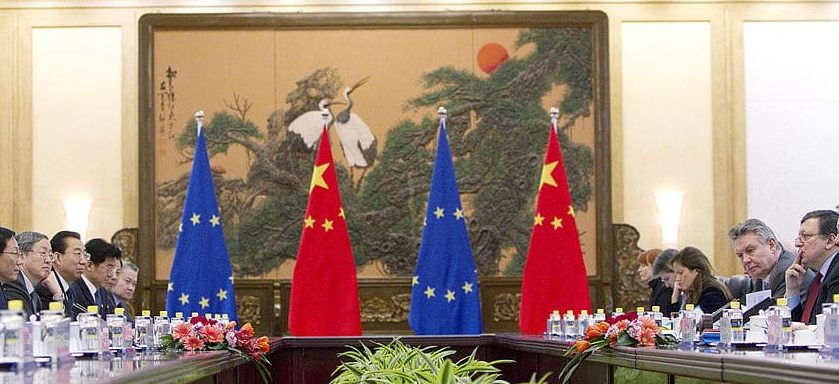 EU Softens Report on Chinese Disinformation After Pressure From China