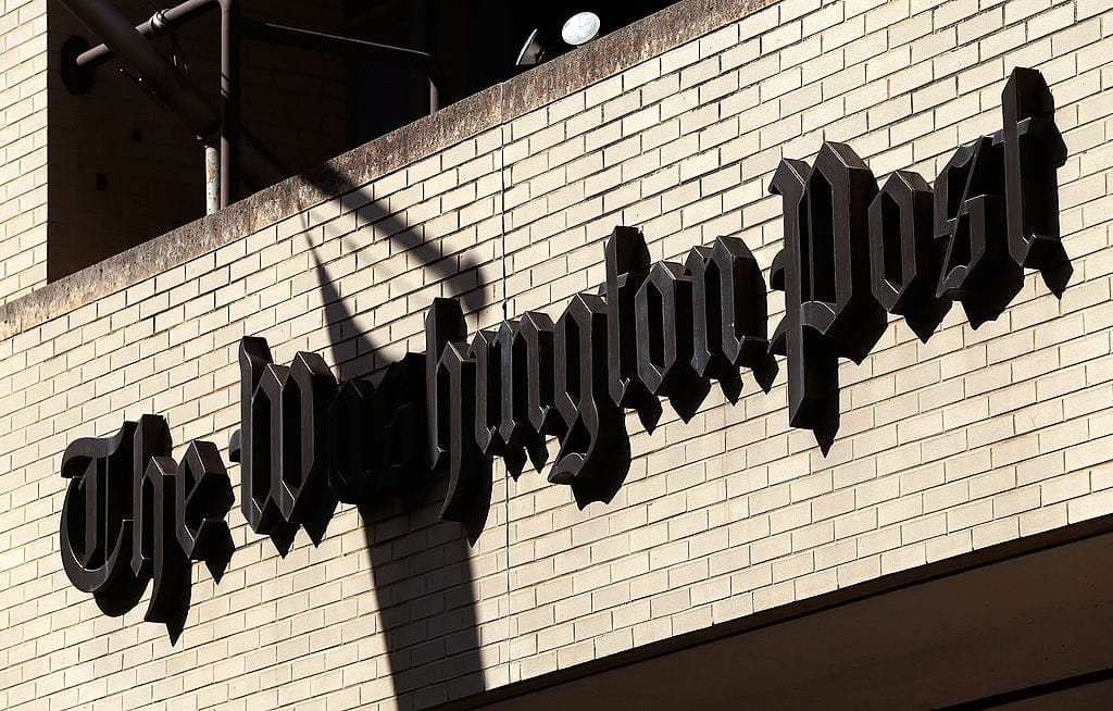 Numerous Liberal Outlets Claimed to Independently Verify Debunked WaPo Story