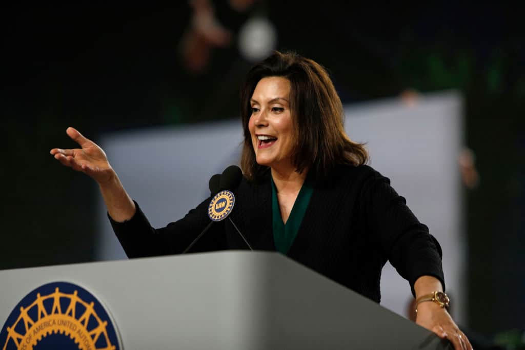 Gretchen Whitmer Surprisingly Allows High School Sports to Restart