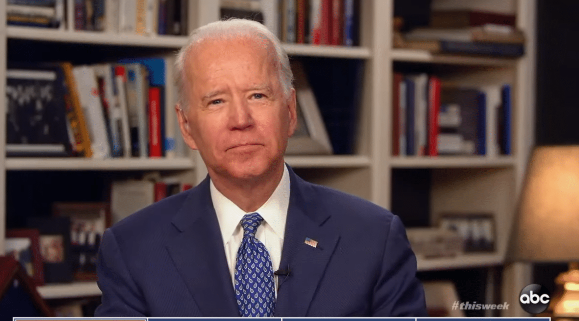 Biden's Sunday Interview With ABC News Was a Pure Trainwreck