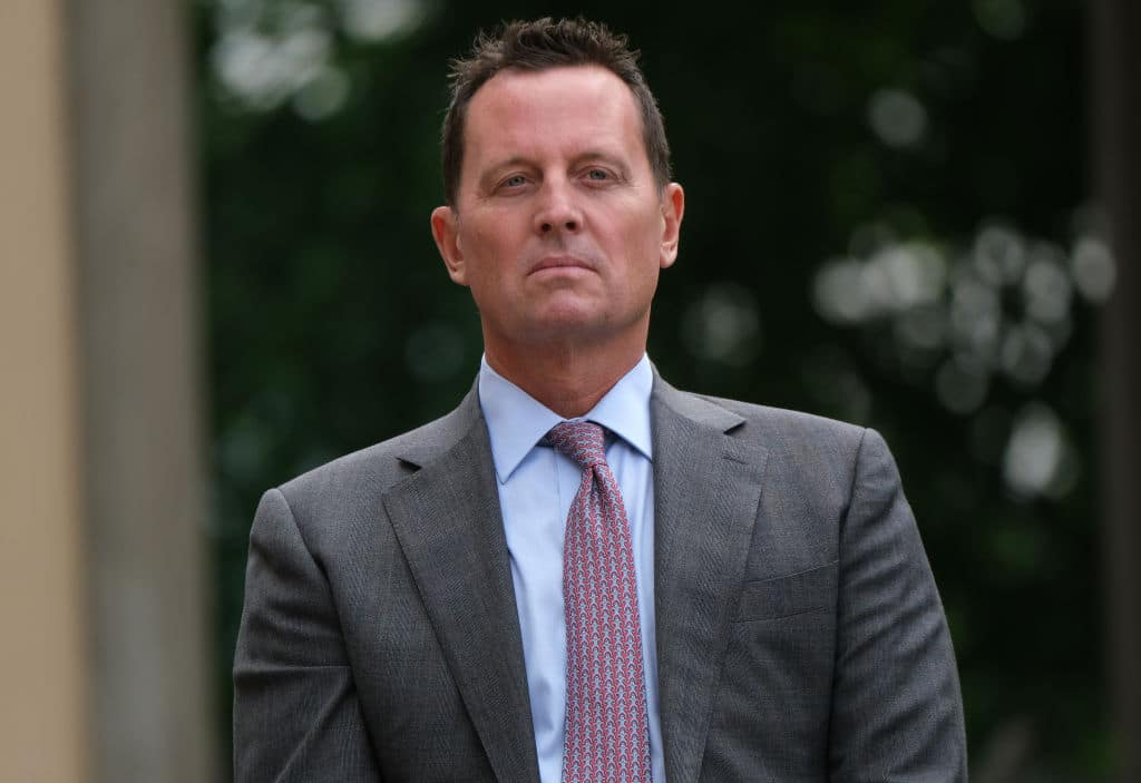 Richard Grenell Roasts Politico for Spreading Fake News