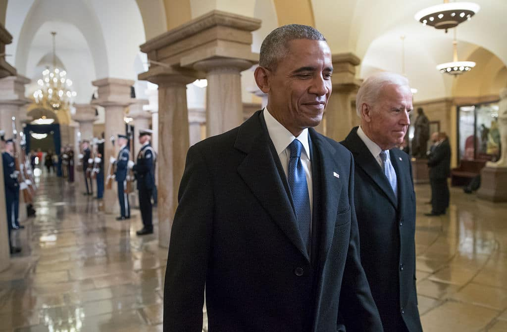 "Just Like Obama: Biden Says He'll ""Fundamentally Transform"" America"