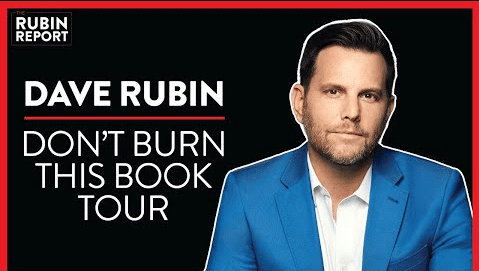 "Interview With Dave Rubin: ""Don't Burn This Book"""