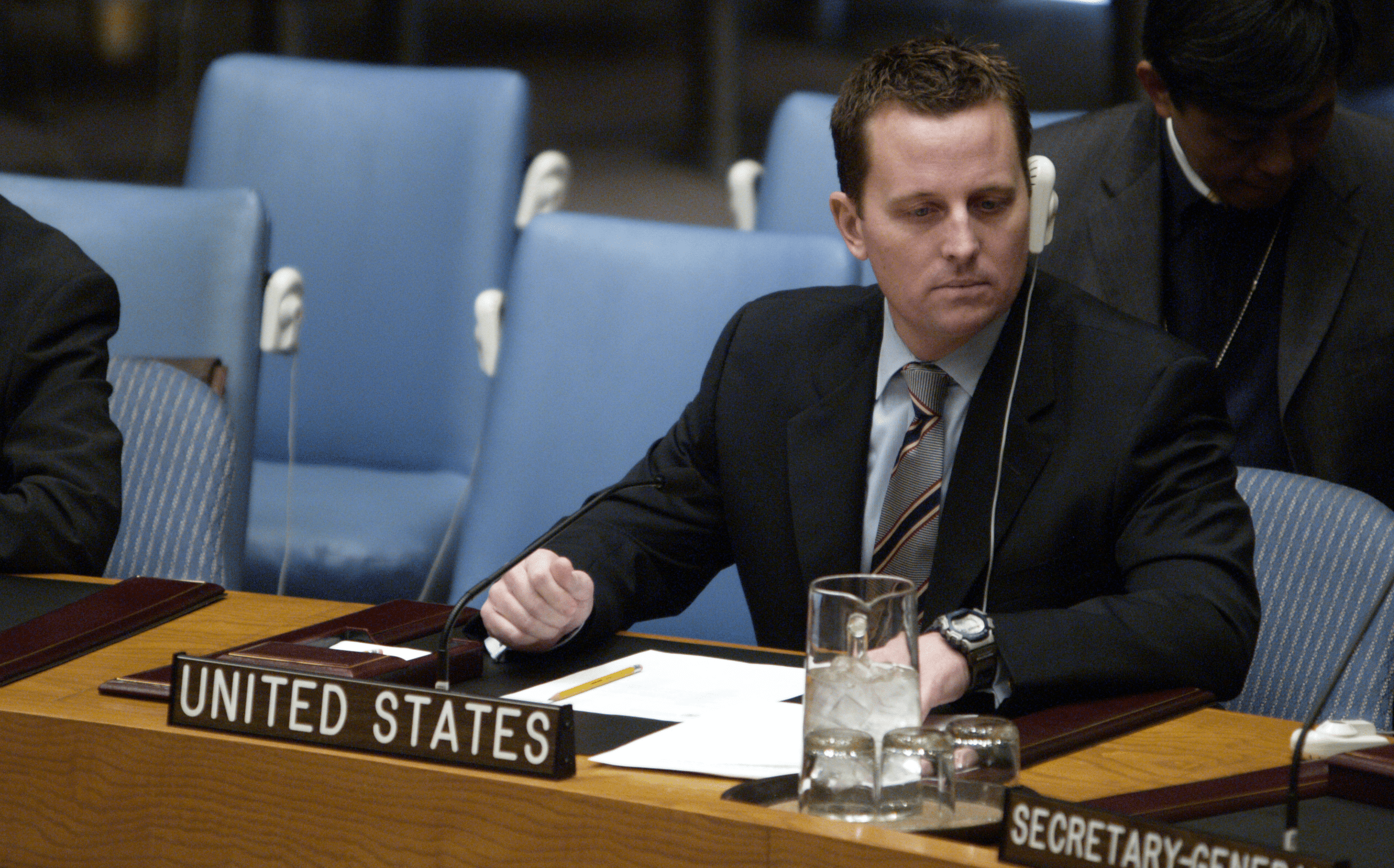Richard Grenell Slams German Politician Who Said He's Leaving Ambassadorship in Shame