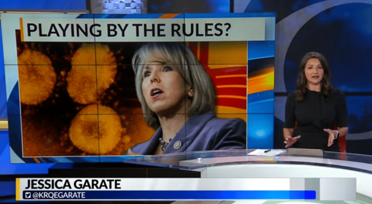 New Mexico Dem Governor Allows Non-Essential Business to Open – To Sell Her Jewelry