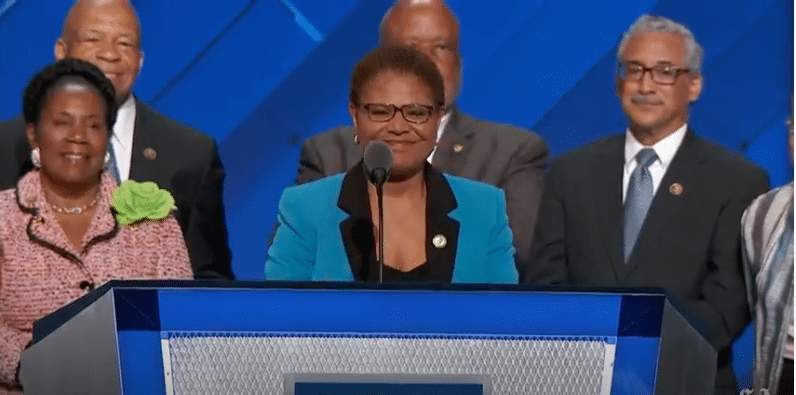 "Chair of Congressional Black Caucus Blasts ""Defund the Police"" as ""One of the Worst Slogans Ever"""