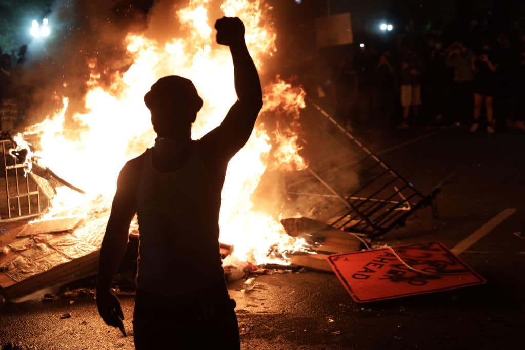 Net Support for Black Lives Matter Plummets Following Months of Nationwide Riots