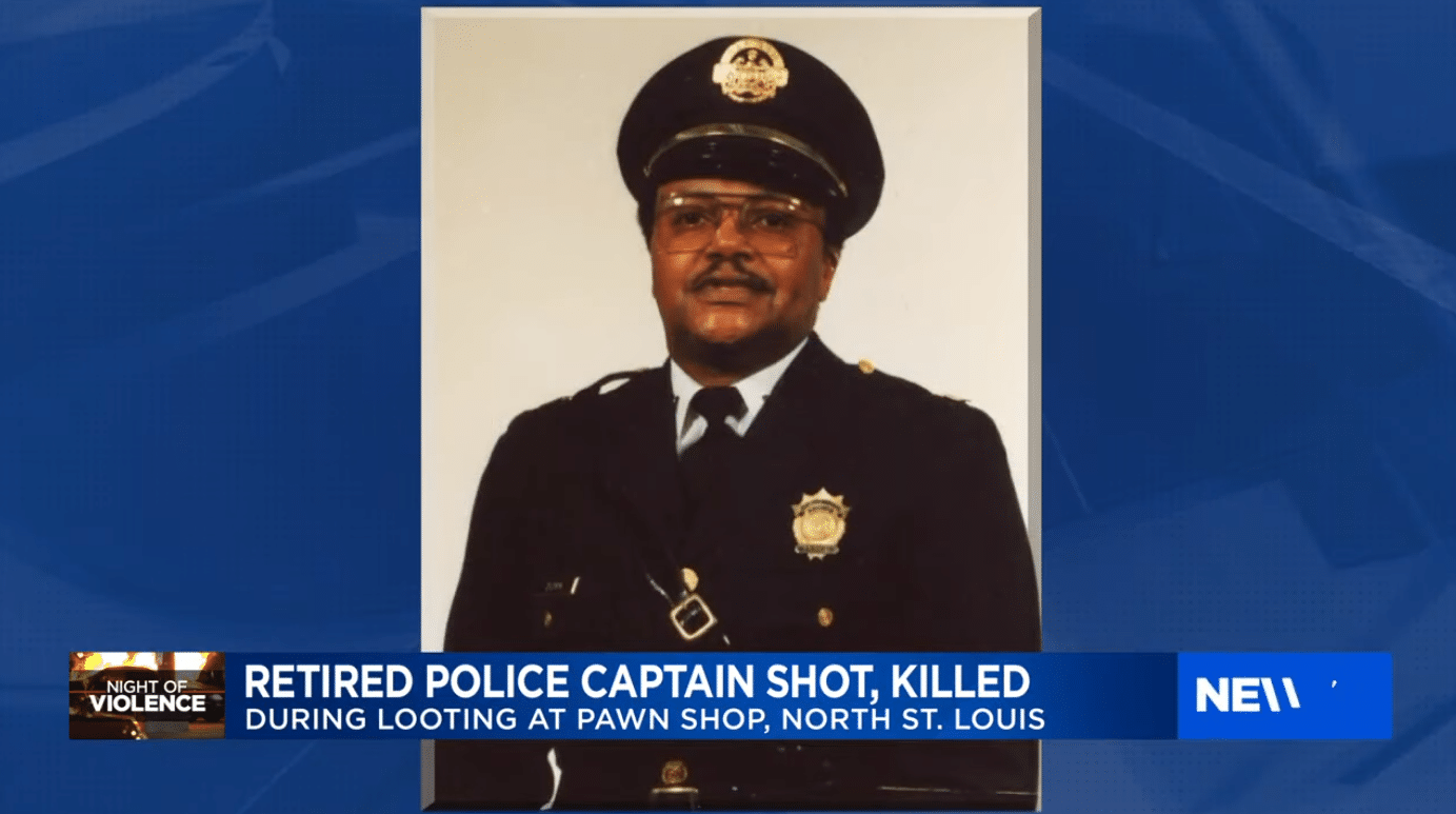 President Trump Hails Retired St. Louis Police Captain Killed by Rioters