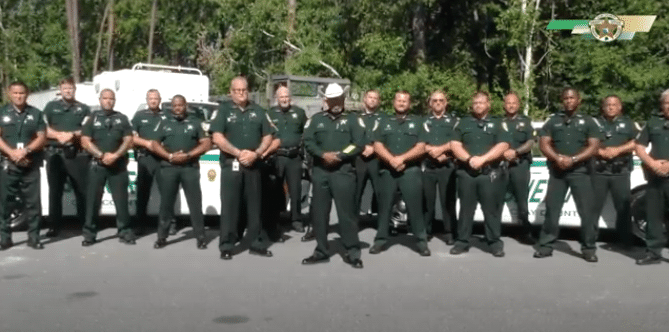 "Florida Sheriff Will ""Deputize"" All ""Lawful Gun Owners"" Against Rioters if Necessary"