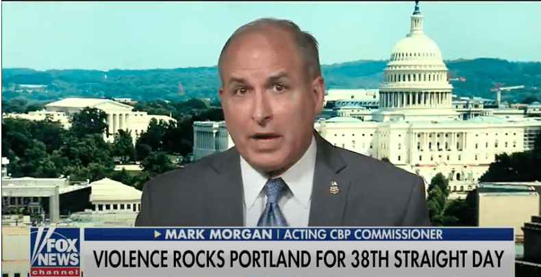 "CBP Chief Mark Morgan Unloads On Nancy Pelosi For Calling His Officers ""Storm Troopers"""