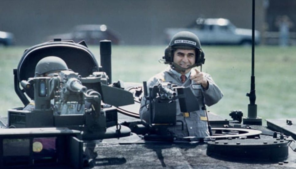 FLASHBACK: Dukakis Boasted 17 Point Lead Over Bush in Polls in July 1988