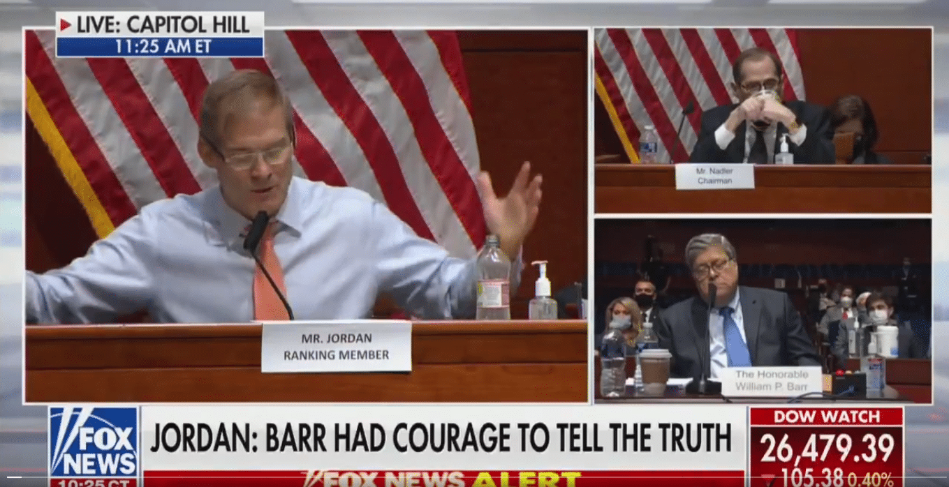 Jerry Nadler During AG Barr Hearing ...
