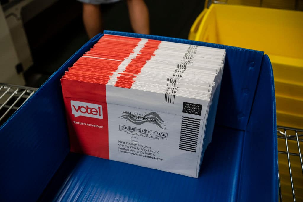 Pennsylvania Court Rules Segregated Ballots May Not Be Counted