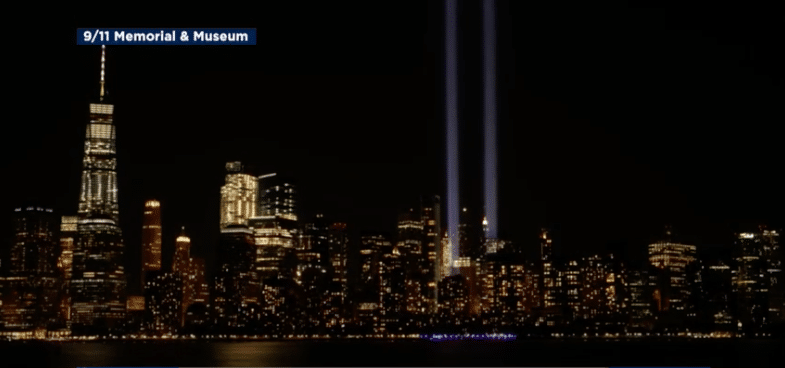 "Due to Coronavirus Concerns, 9/11 ""Tribute in Light"" Ceremony Has Been Canceled"