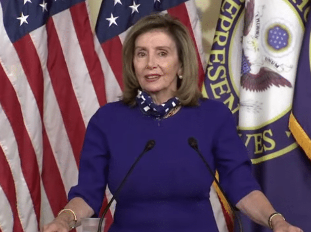 Pelosi Says There Shouldn't Be Any Trump vs. Biden Debates