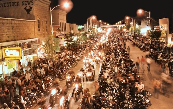 Bogus Study Claims Sturgis Rally Led to 266k Coronavirus Cases