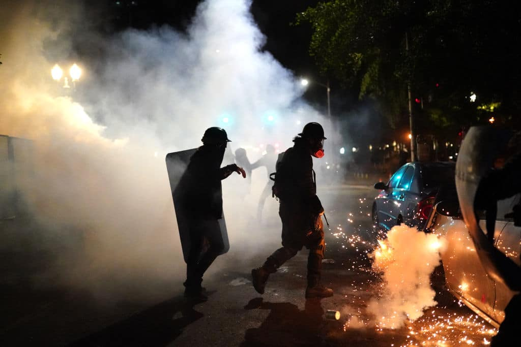 Why Democrats Are Encouraging the Rioting You See Across the Country