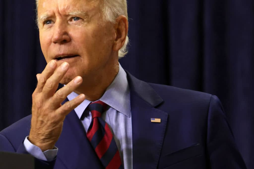 """NYT Column Calls for Biden to Appoint """"Reality Czar"""" and Establish """"Truth Commission"""""""
