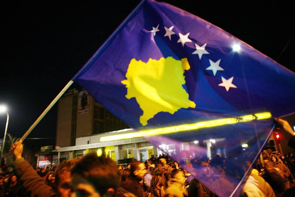 """Kosovo Awards President Trump """"Order of Freedom"""" for Peace Efforts"""