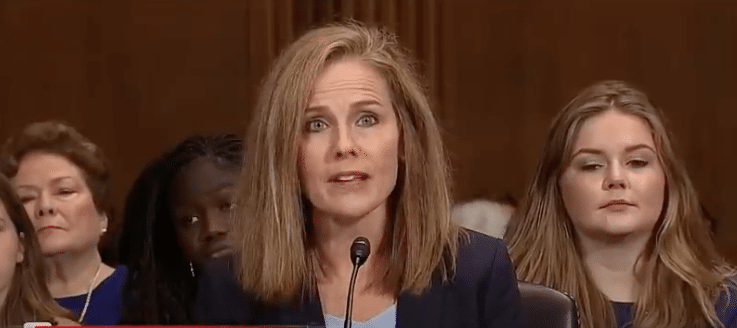 Two Democrat Senators Already Announce They Won't Meet With Amy Coney Barrett