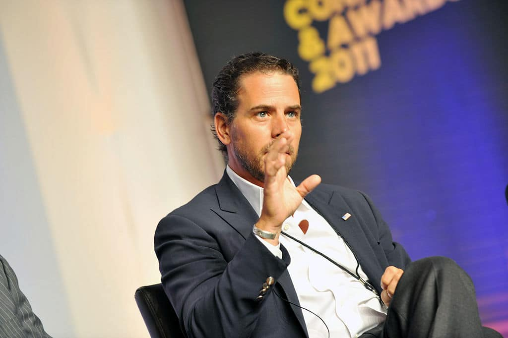 Alleged Hunter Biden Videos Prove Joe Biden Could Be a Major National Security Threat
