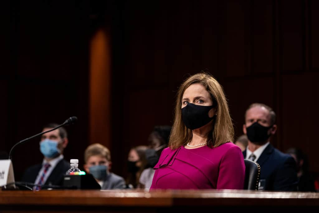 Amy Coney Barrett Confirmation Hearing Kicks Off – Here's What You Missed