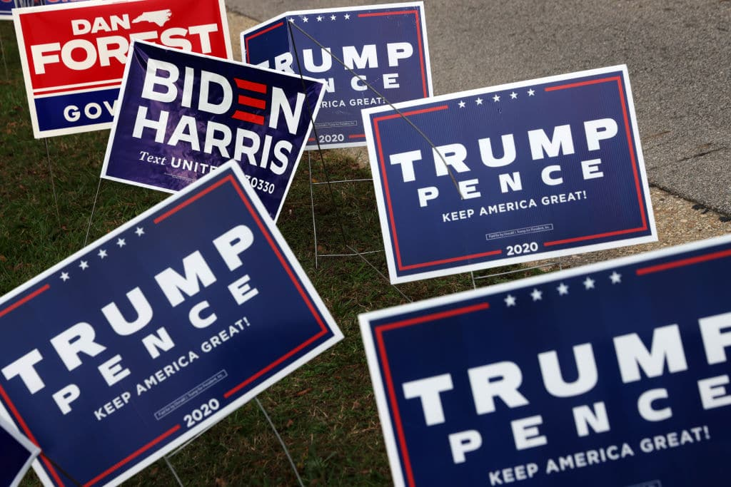 Analysis: Breaking Down Which States Trump Needs to Win to Remain President