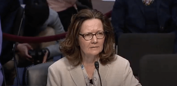 Sean Davis: CIA Director Haspel Personally Blocking Declassification of Docs Exposing Russiagate