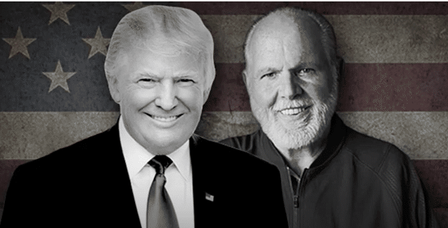 President Trump to Hold Virtual Rally on the Rush Limbaugh Show