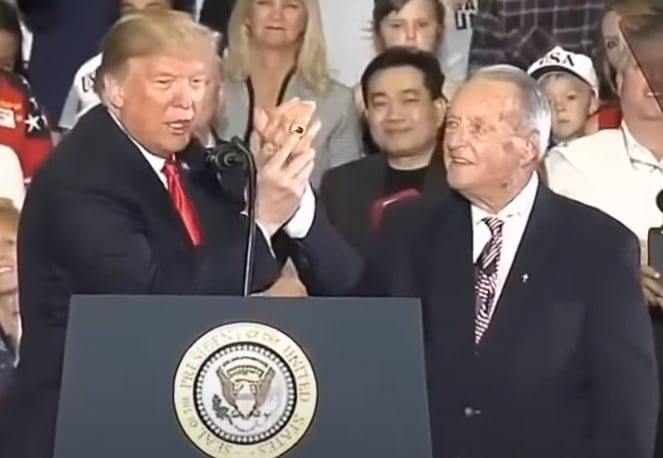 Legendary Coach Bobby Bowden Says He Wanted To Beat COVID-19 So He Could Vote For Trump