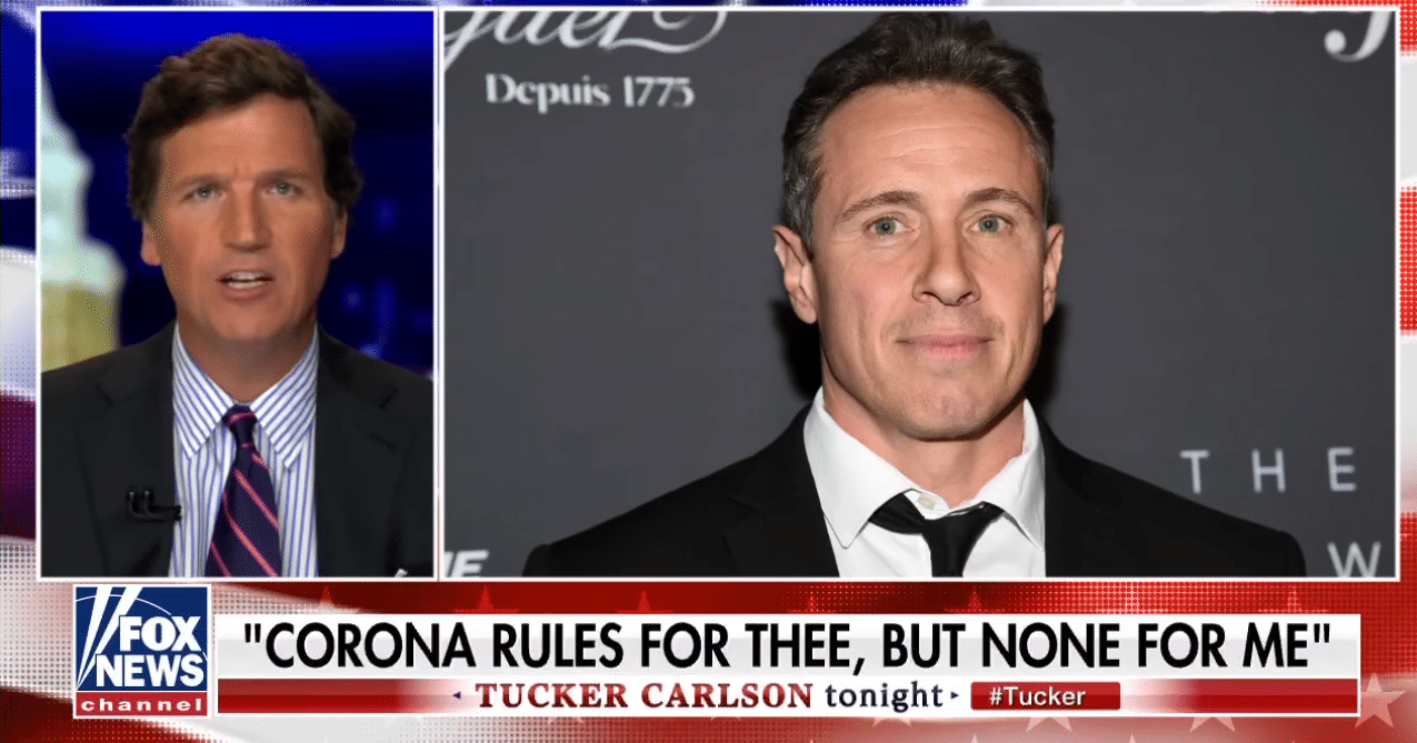After Lecturing Trump on Masks – CNN's Fredo Is Threatened With Fine for Refusing to Wear One