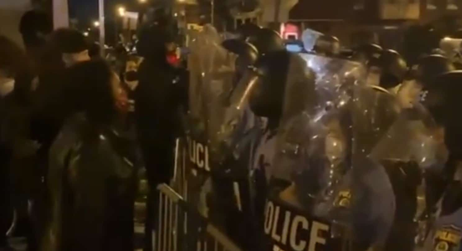Out of Control Rioting, Looting & Violence Throws Philadelphia into Chaos