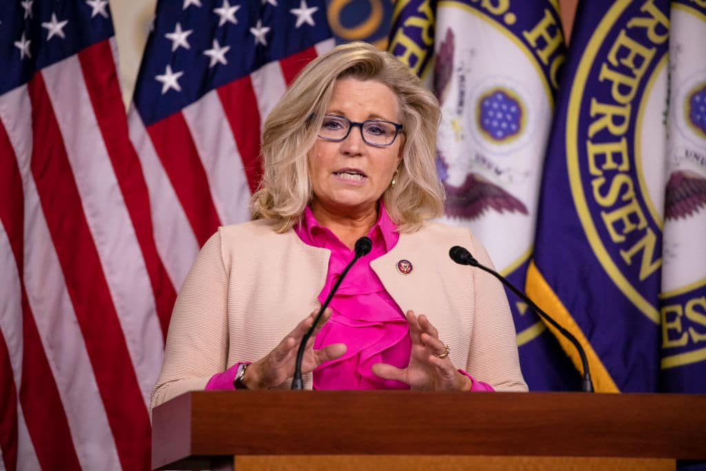 Wyoming Republicans Unanimously Vote to Censure Liz Cheney After Impeachment Vote
