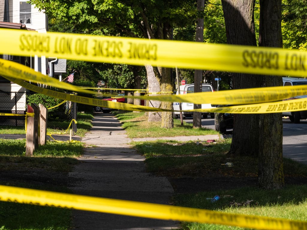 Homicide Surge in Major U.S. Cities Continues Into 2021