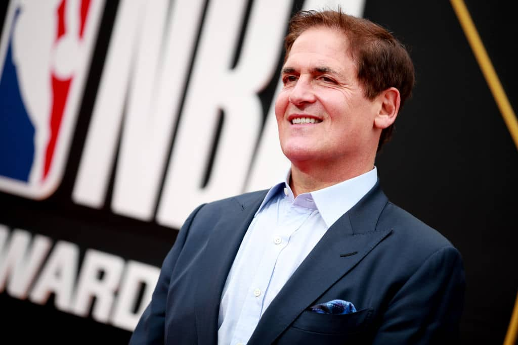 Dallas Mavericks Owner Mark Cuban Decides to Stop Playing National Anthem Before Games