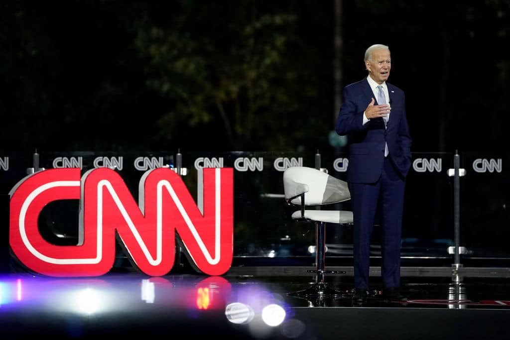 Biden Throws Press Secretary Psaki Under the Bus During CNN Townhall