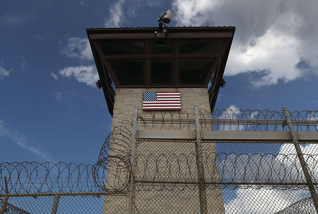 "White House Says Biden Will Close GITMO – Republicans Promise to Fight it ""Tooth and Nail"""