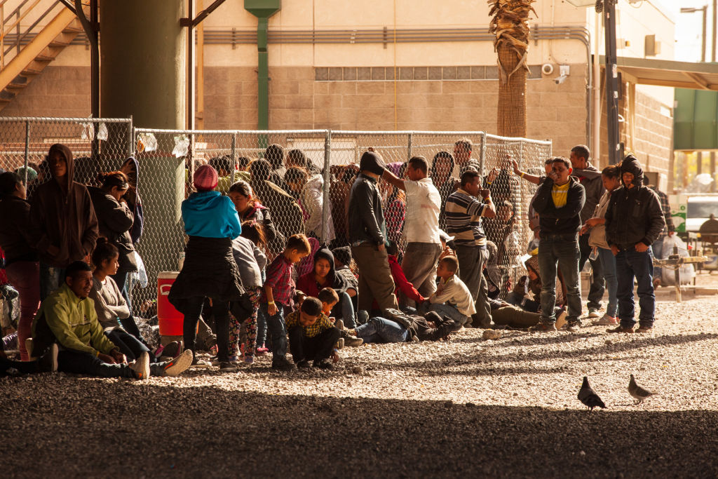 Border Patrol Breaks All-Time Record for Apprehension of Illegals at Southwest Border