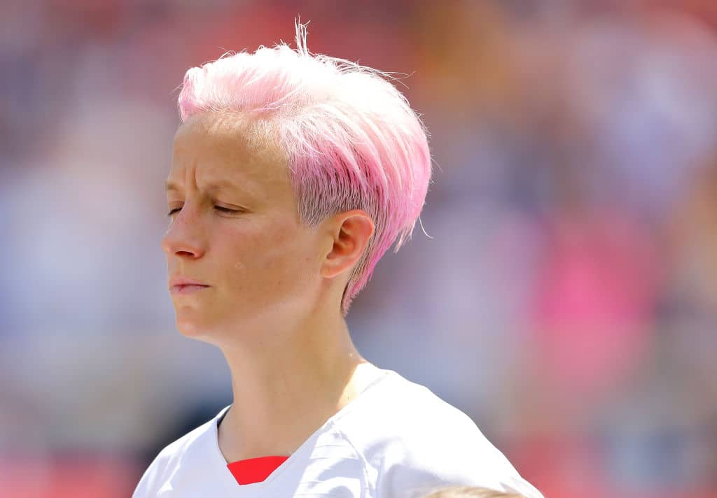 U.S. Soccer Federation Repeals Rule Mandating Players Stand For National Anthem